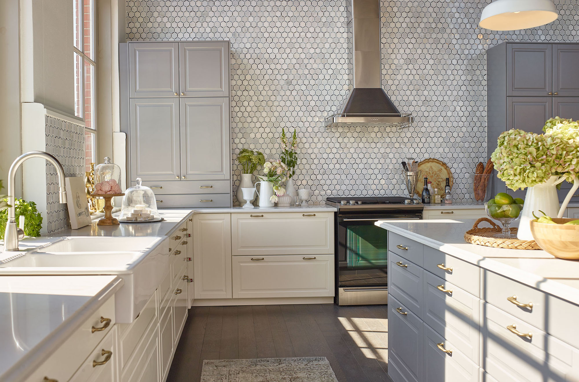 Create Your Designers Kitchen Using IKEA Cabinets In 10